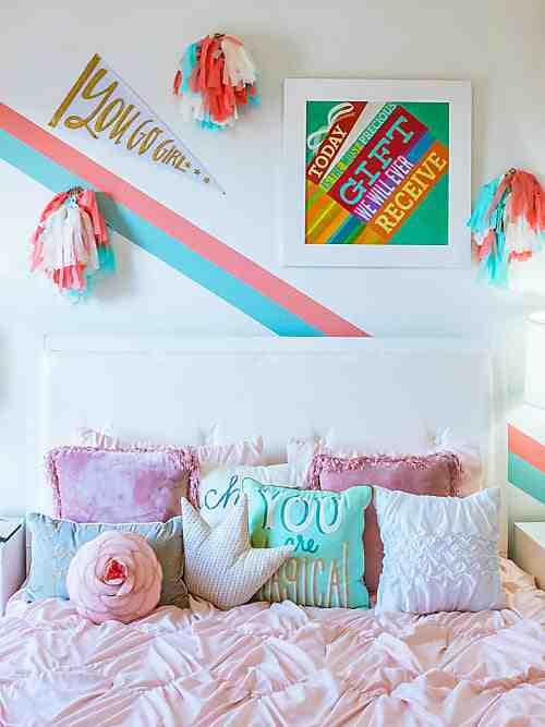 Comment décorer une chambre d