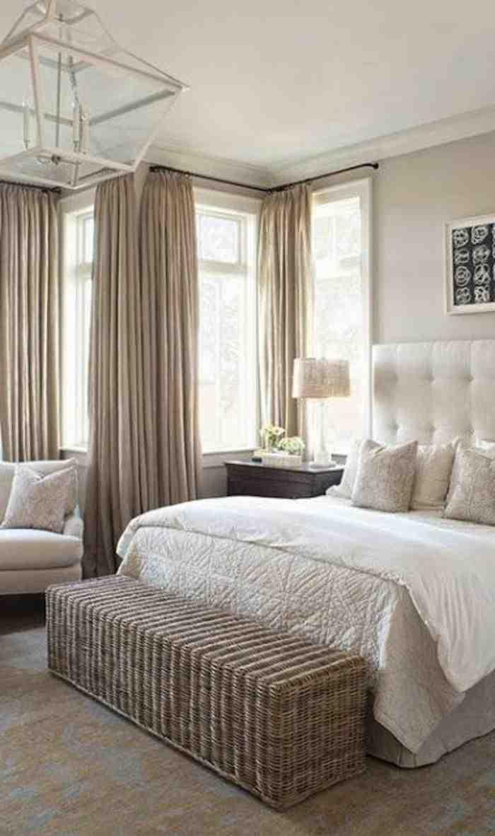 Quelle couleur avec du blanc pour une chambre ?
