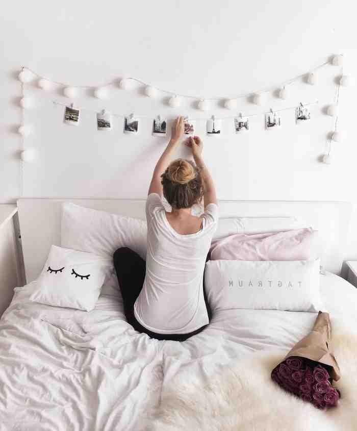 Comment décorer sa chambre fille sans rien acheter ?
