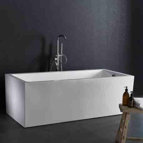 Comment reconnaître une baignoire en fonte ou en acier ?