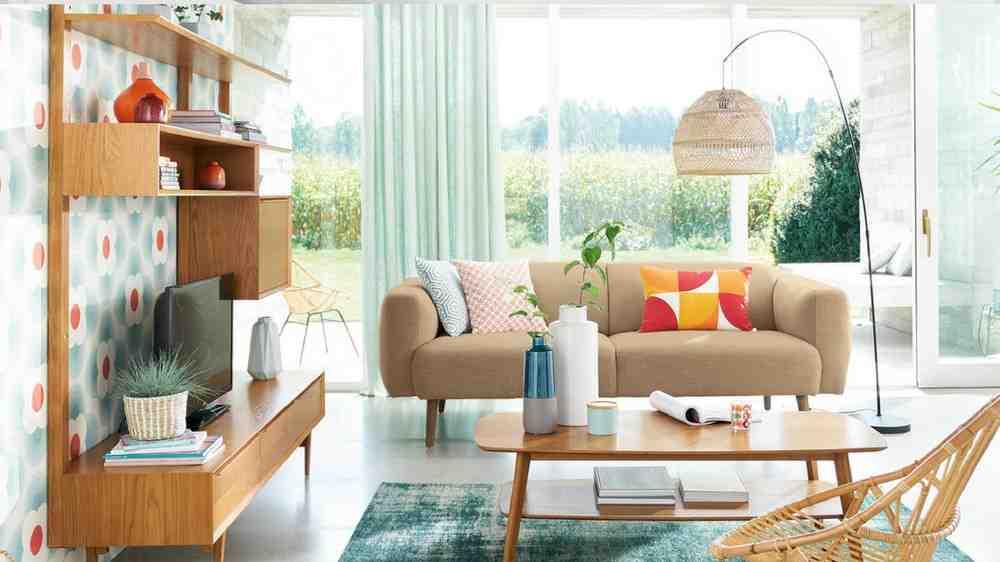 Comment placer un canapé d'angle dans un salon?