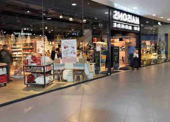 Quel est le plus grand magasin de maison au monde en Belgique?