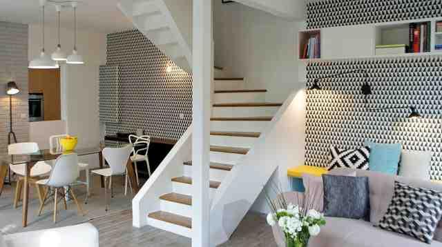 Comment moderniser un intérieur rustique?