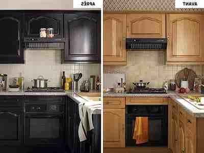 Comment rajeunir les meubles de cuisine?